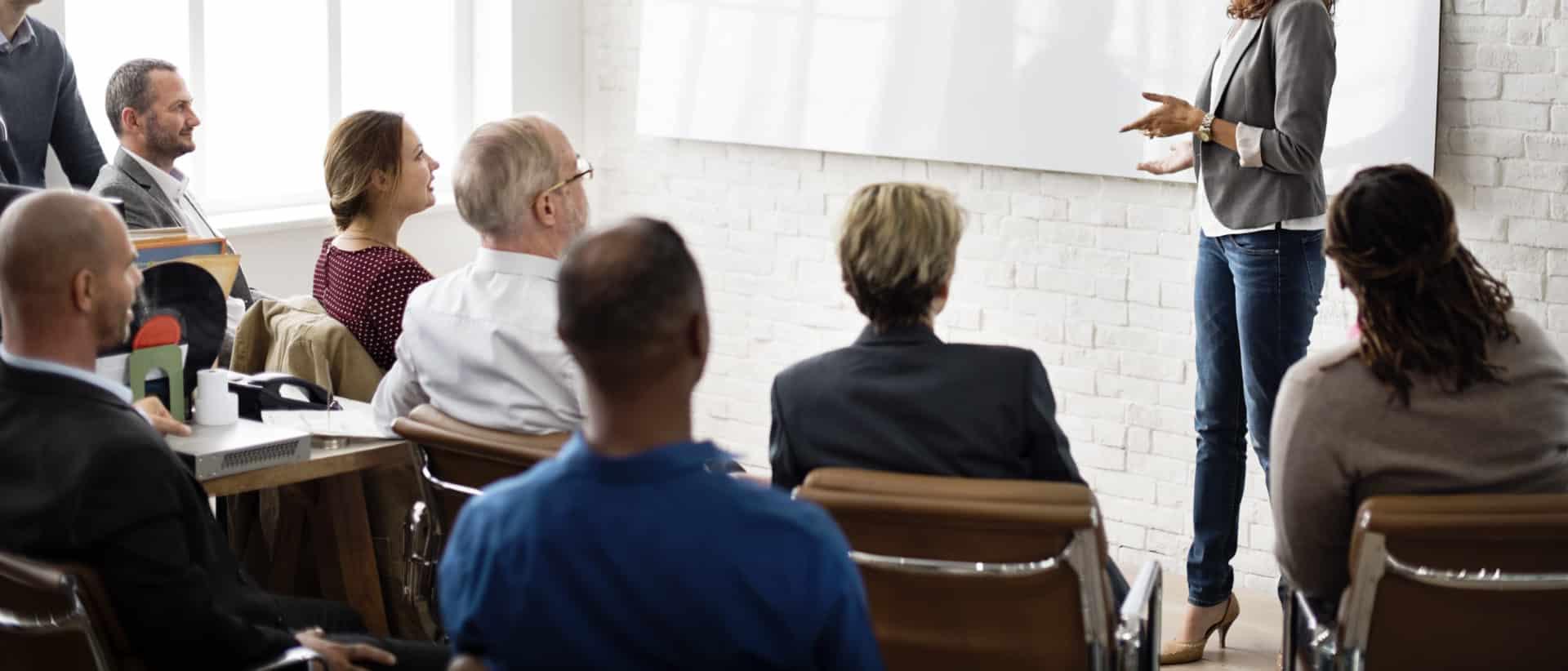 LEA Ejendomspartner A/S Inviterer Til Gå-Hjem-Møde