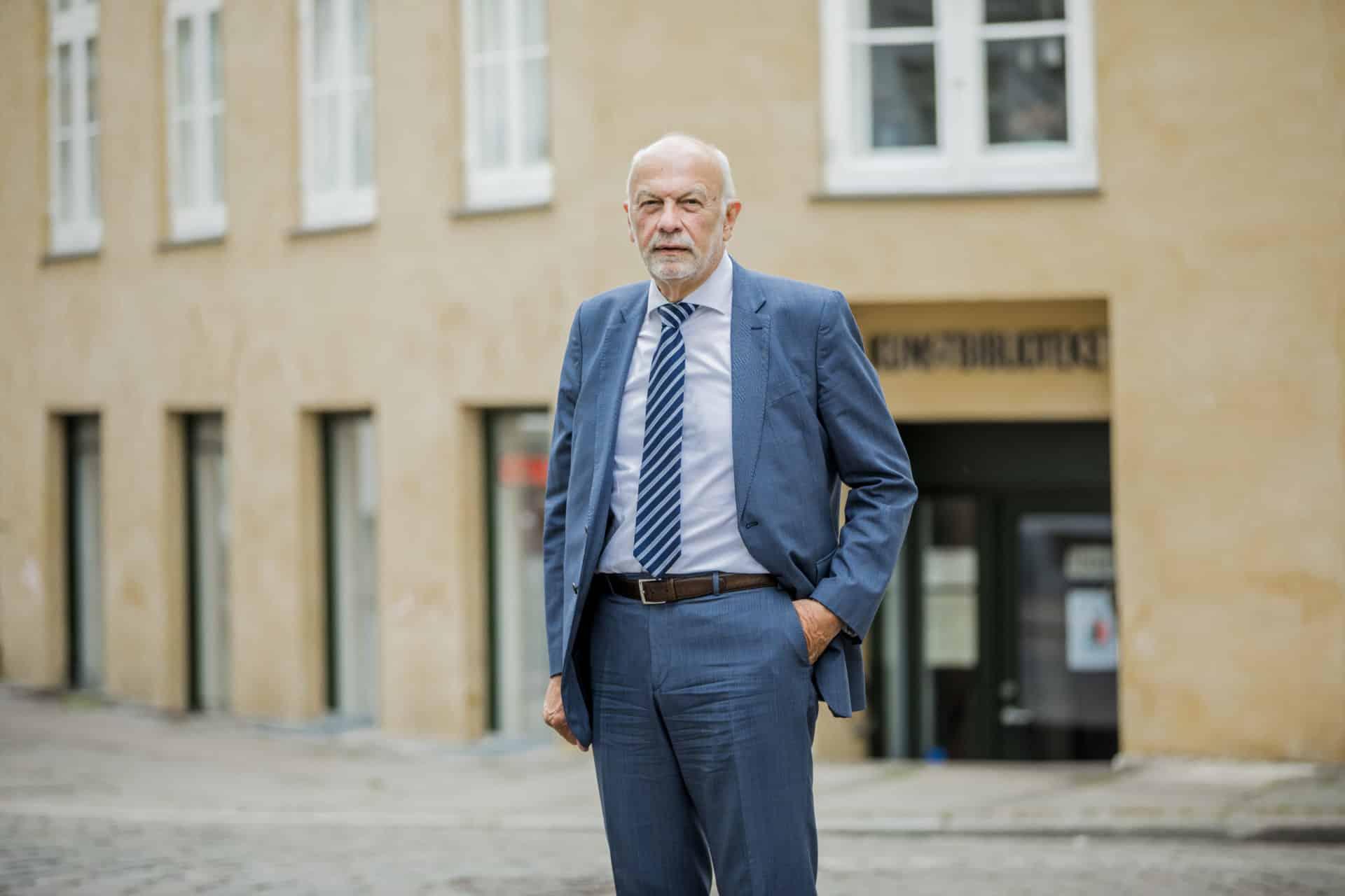 Ejendomsvirksomhed Udvider Uden For København