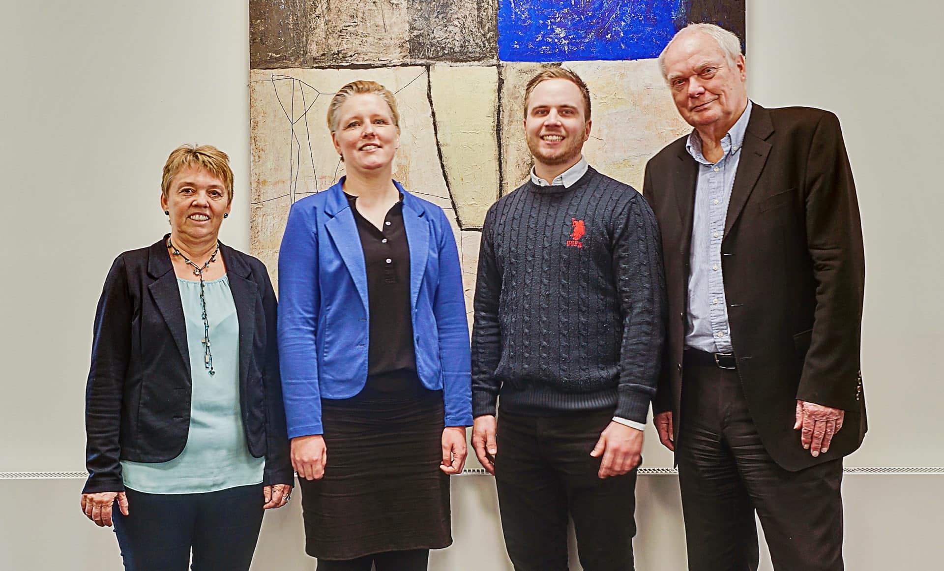 Flyvende Start For LEA Ejendomspartner I Odense: Ansætter Medarbejder Nr. Fire